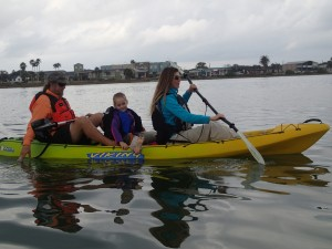 Kayaking is a lot of fun, especially when you come prepared.